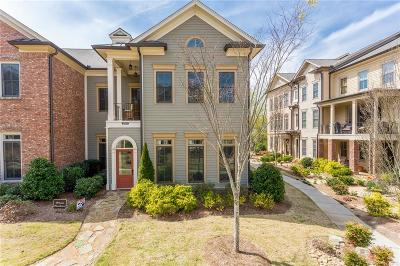 Norcross Condo/Townhouse For Sale: 6150 Ellery Street