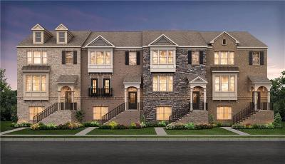 Chamblee Condo/Townhouse For Sale: 4144 Butler Drive #84