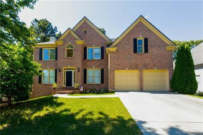 Dacula Single Family Home For Sale: 1764 Lake Heights Circle