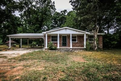 Stockbridge Single Family Home For Sale: 321 Old Atlanta Road