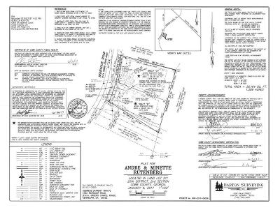 Kennesaw Residential Lots & Land For Sale: 00 Greers Chapel