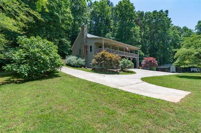 Habersham County Single Family Home For Sale: 895 Alfred Taylor Dr