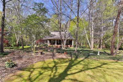 Fayetteville Single Family Home For Sale: 290 Ginger Cake Road
