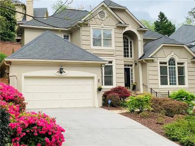 Atlanta Country Club Single Family Home For Sale: 4591 Chattahoochee Court SE