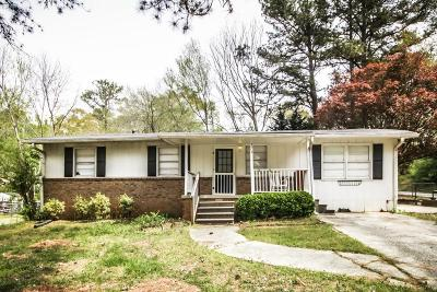 Dacula Single Family Home For Sale: 374 Maxey Street