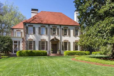 Druid Hills Single Family Home For Sale: 850 Oakdale Road