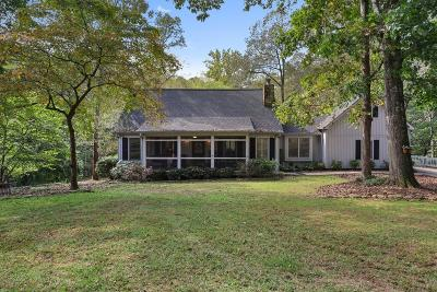 Forsyth County Single Family Home For Sale: 6780 Millwood Road