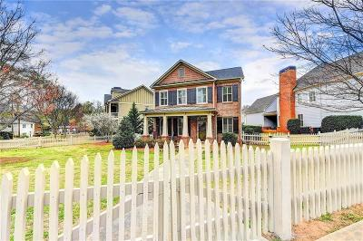 Smyrna Single Family Home For Sale: 3110 Nichols Street SE