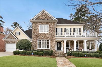 Suwanee Single Family Home For Sale: 972 Moores Walk Lane