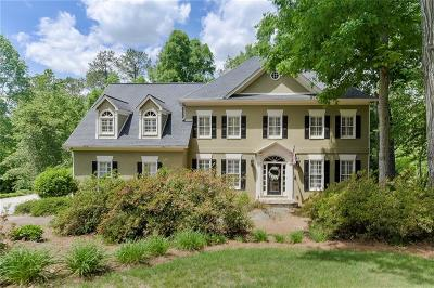 Roswell Single Family Home For Sale: 325 Hamilton Park Drive