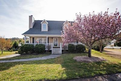 Calhoun Single Family Home For Sale: 146 Oak Hill Place SE