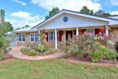 Dacula Single Family Home For Sale: 2474 Luke Edwards Road