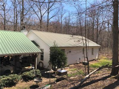 Talking Rock Single Family Home For Sale: 216 Price Creek Trail