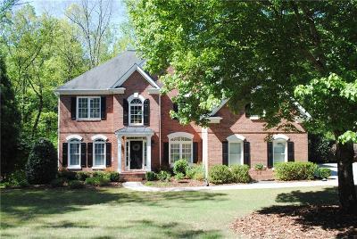 Milton Single Family Home For Sale: 445 Powers Court Avenue