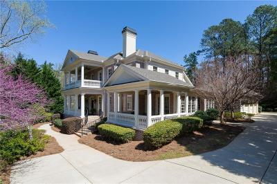 Roswell Single Family Home For Sale: 2060 Lancaster Square