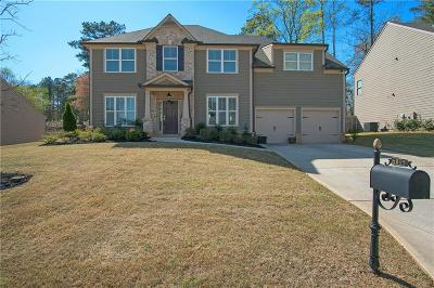 Austell Single Family Home For Sale: 6895 Winding Wade Trail