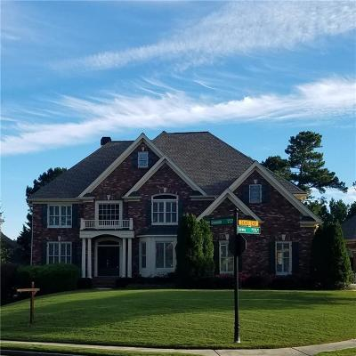Dacula Single Family Home For Sale: 2501 Fairway Xing