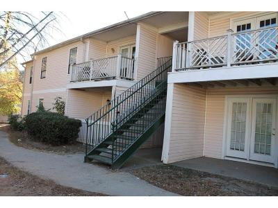 Tucker Condo/Townhouse For Sale: 3605 Woodbriar Circle #G