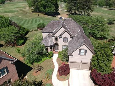 Roswell Single Family Home For Sale: 3200 Brookside Drive