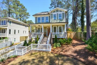 Decatur Single Family Home For Sale: 541 N Superior Avenue