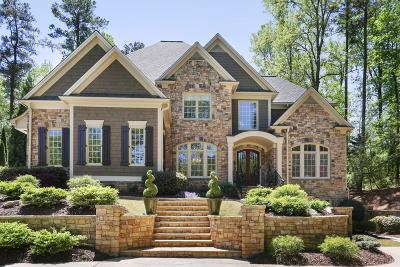 Roswell Single Family Home For Sale: 11180 West Road