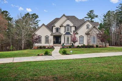 Monroe Single Family Home For Sale: 291 Double Springs Road
