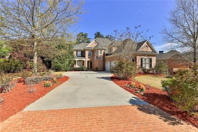 Mableton Single Family Home For Sale: 5128 Parkwood Oaks Lane