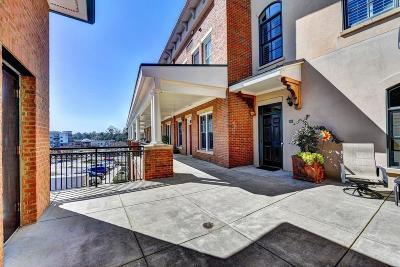 Suwanee Condo/Townhouse For Sale: 340 Town Center Avenue #208