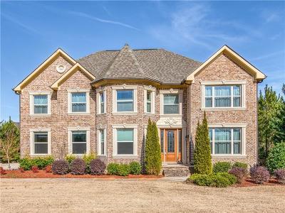 Hampton Single Family Home For Sale: 2481 Lake Erma Drive