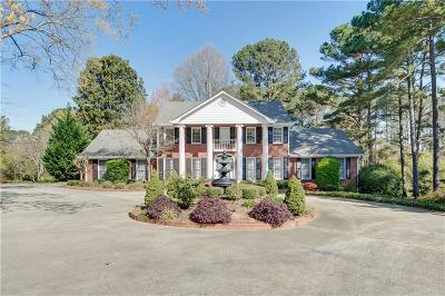 Fayetteville Single Family Home For Sale: 155 Dix Lee On Drive