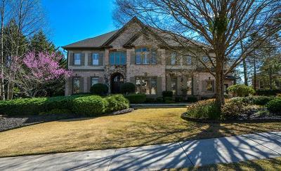 Suwanee Single Family Home For Sale: 5163 Brendlynn Drive