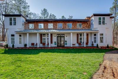 Flowery Branch Single Family Home For Sale: 6409 Snelling Mill Road