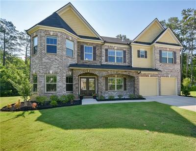 Powder Springs Single Family Home For Sale: 2872 Mondavi Place