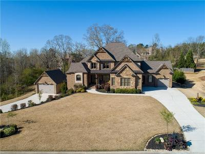Flowery Branch Single Family Home For Sale: 4632 Quailwood Drive