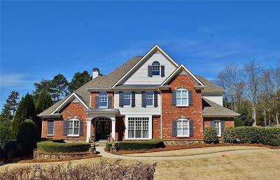 Gainesville Single Family Home For Sale: 4638 Manor Drive