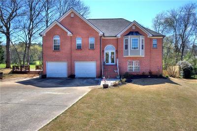 Cartersville Single Family Home For Sale: 17 Secretariat Court NE