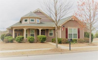Holly Springs Single Family Home For Sale: 212 Harmony Lake Drive