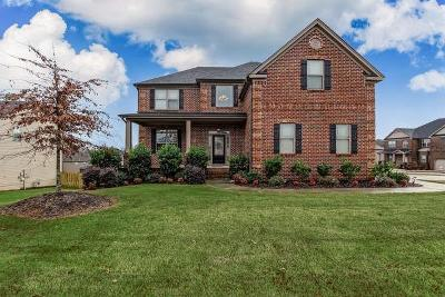 Dacula Single Family Home For Sale: 3147 Trinity Grove Drive