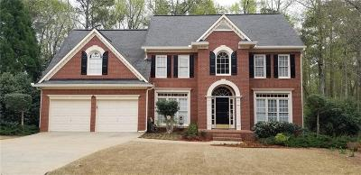 Marietta Single Family Home For Sale: 2776 Carillon Crossing