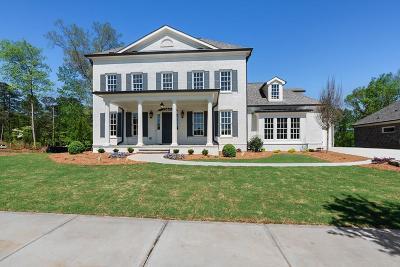 Alpharetta Single Family Home For Sale: 210 Dodd Lane