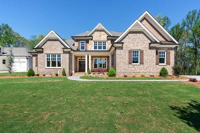 Alpharetta Single Family Home For Sale: 220 Dodd Lane