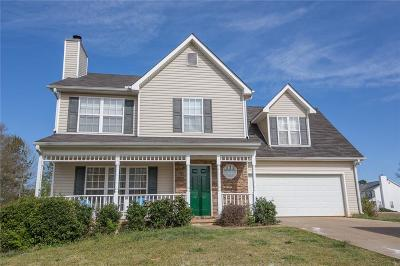 Barrow County, Forsyth County, Gwinnett County, Hall County, Walton County, Newton County Single Family Home For Sale: 751 Gifford Circle
