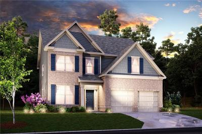 Austell Single Family Home For Sale: 2000 Chesley Drive