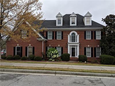 Alpharetta Single Family Home For Sale: 340 Kincardine Way