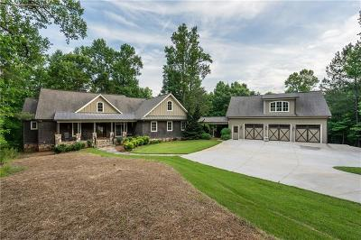 Pickens County Single Family Home For Sale: 309 Hidden Cove Drive