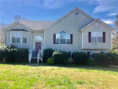 Carroll County, Coweta County, Douglas County, Haralson County, Heard County, Paulding County Single Family Home For Sale: 37 Ridgefield