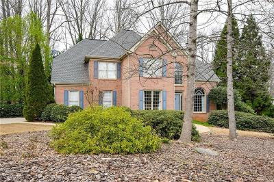 Single Family Home For Sale: 965 David Trace