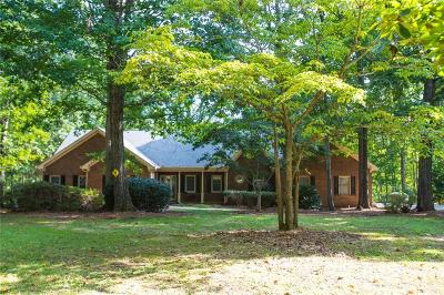 Fayetteville Single Family Home For Sale: 128 McBride Cemetary Road