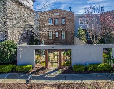 Woodstock Condo/Townhouse For Sale: 123 Hubbard Road
