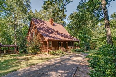 Canton Single Family Home For Sale: 317 Tellico Road